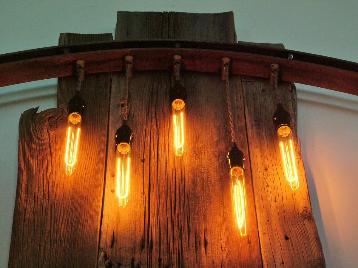 Barnwood Light Series Anastasis